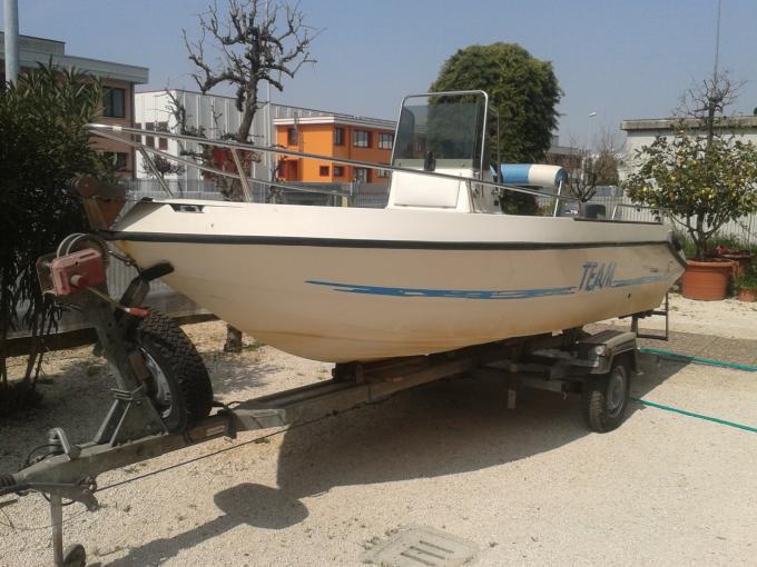 Barca open Sidra S-Team motore Yamaha - nautica-usata.com - vendita ... e0c8f06e65f